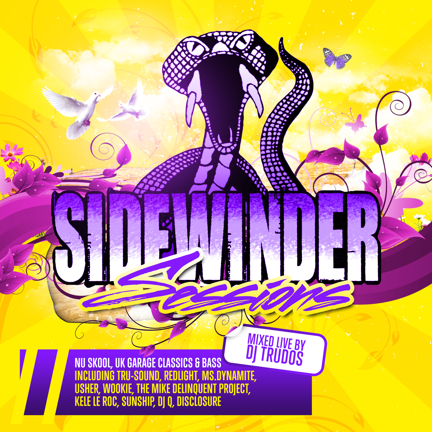 Sidewinder Sessions (Front)