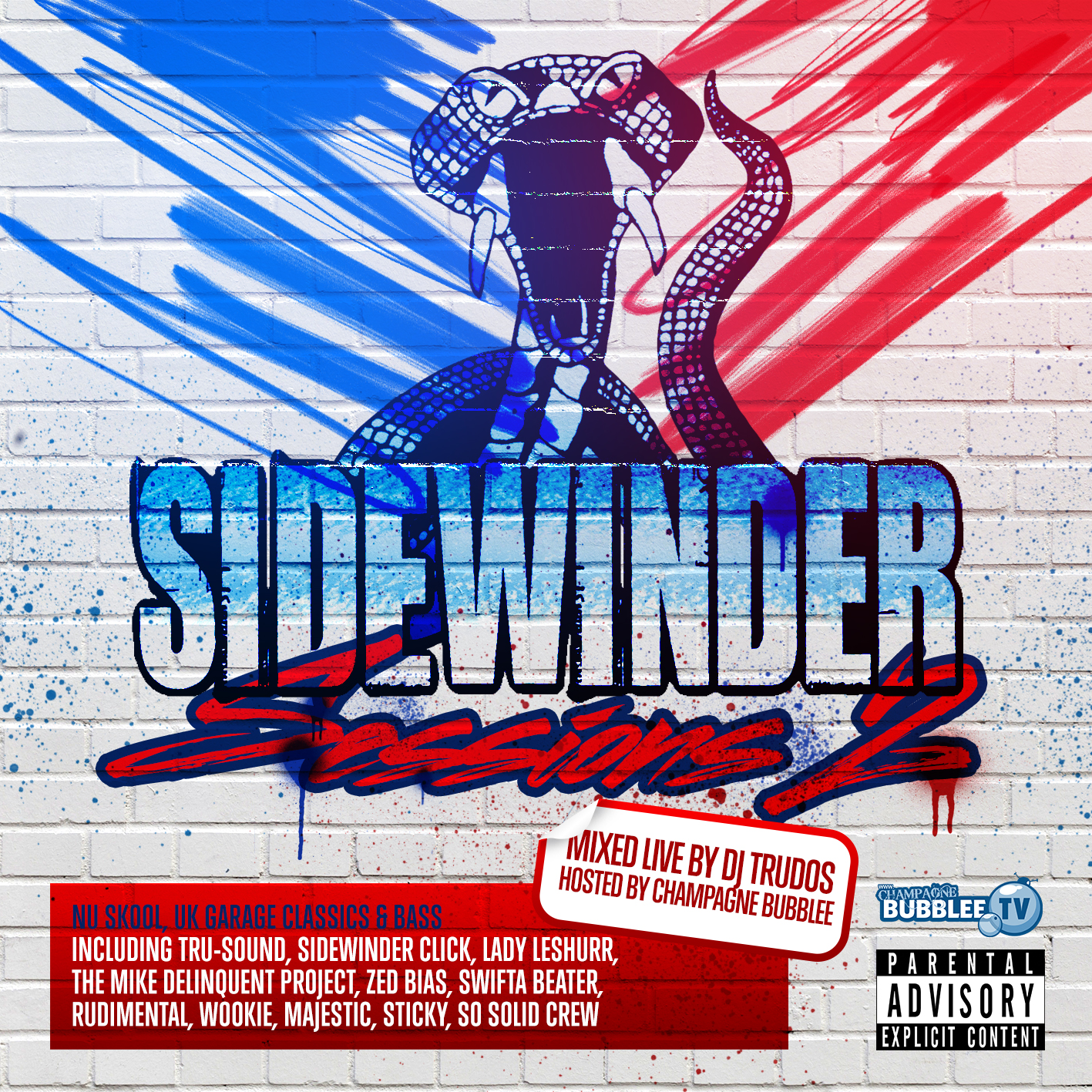Sidewinder Sessions 2 (Front)
